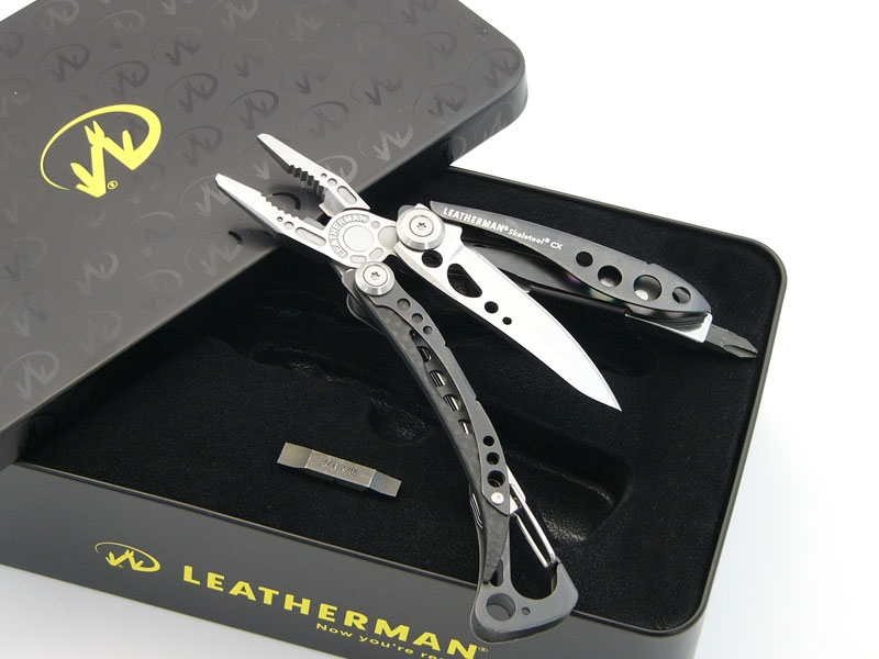Мультитул Leatherman Skeletool CX (830923)